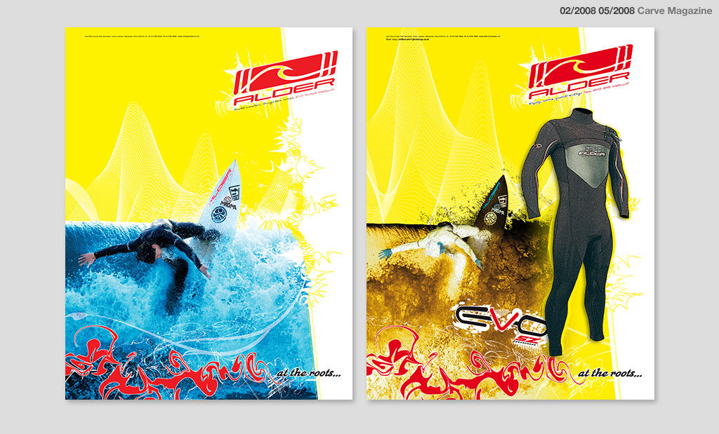 Design for surfing by Rees Kenyon Design