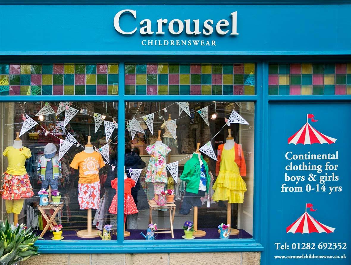Carousel Childrenswear Barrowford