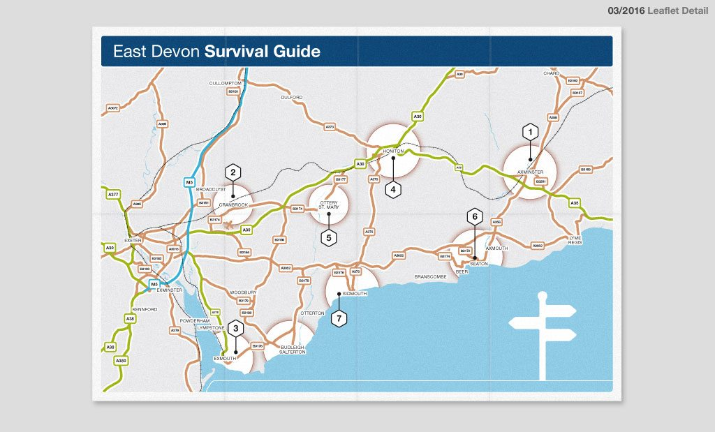 Info Design Devon UK
