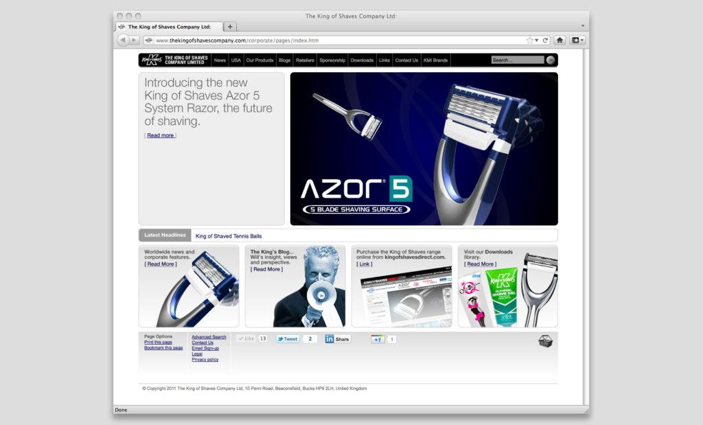 Websites by Rees Kenyon Design Devon UK