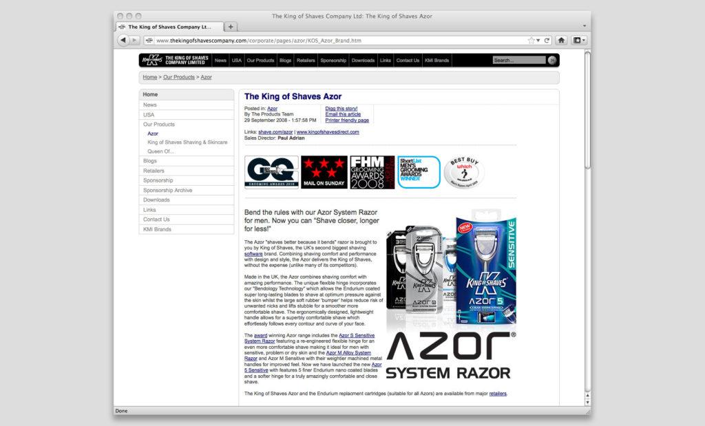 Web design by Rees Kenyon Design Devon UK