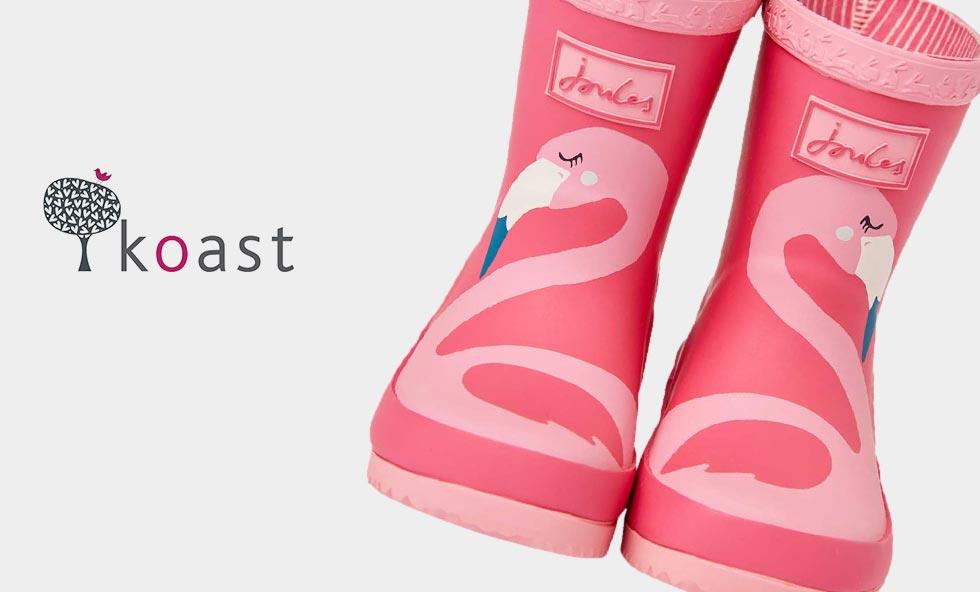 Koast Designer Clothes Shopify Website