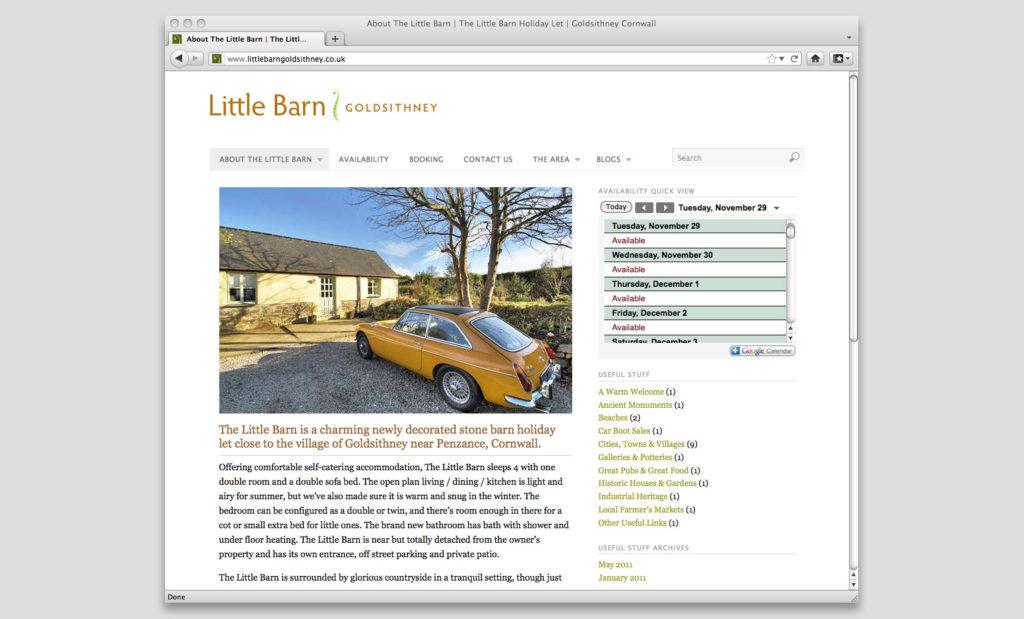 Web dvelopment Devon UK