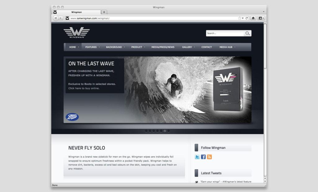 Media rich websites by Rees Kenyon Design Devon UK