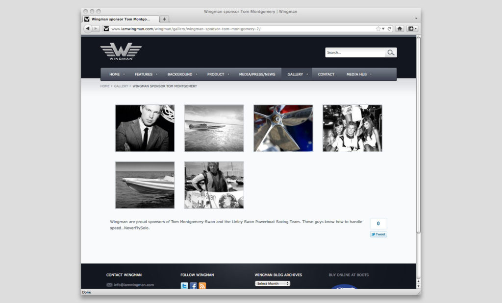 WordPress websites by Rees Kenyon Design Devon UK