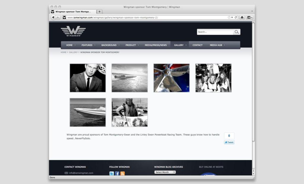 WordPress websites by Rees Kenyon Design Devon UK