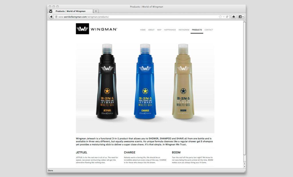 eCommerce website by Rees Kenyon Design Devon UK