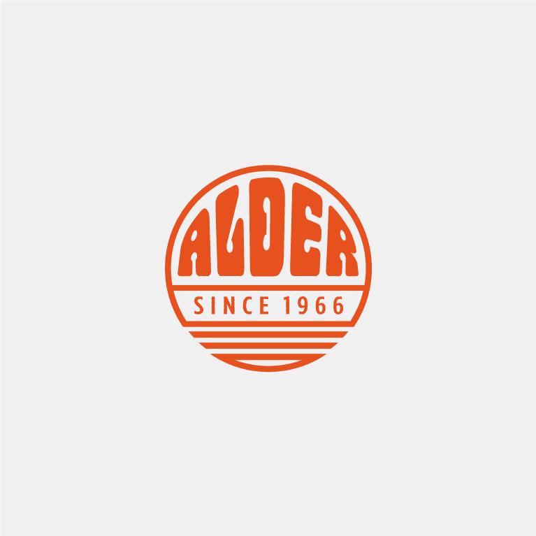 Alder Sportswear Graphic Design