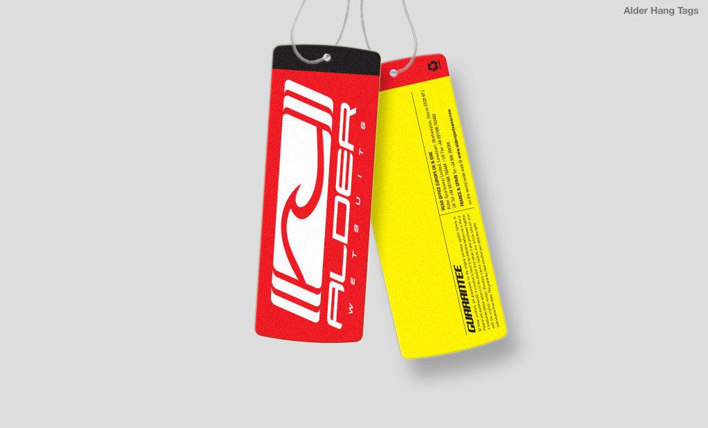 Label design UK by Rees Kenyon Design