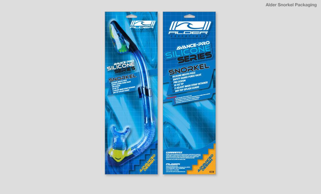 Snorkel packaging UK