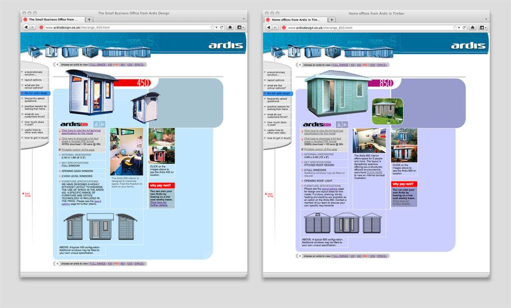 Garden office website Devon UK