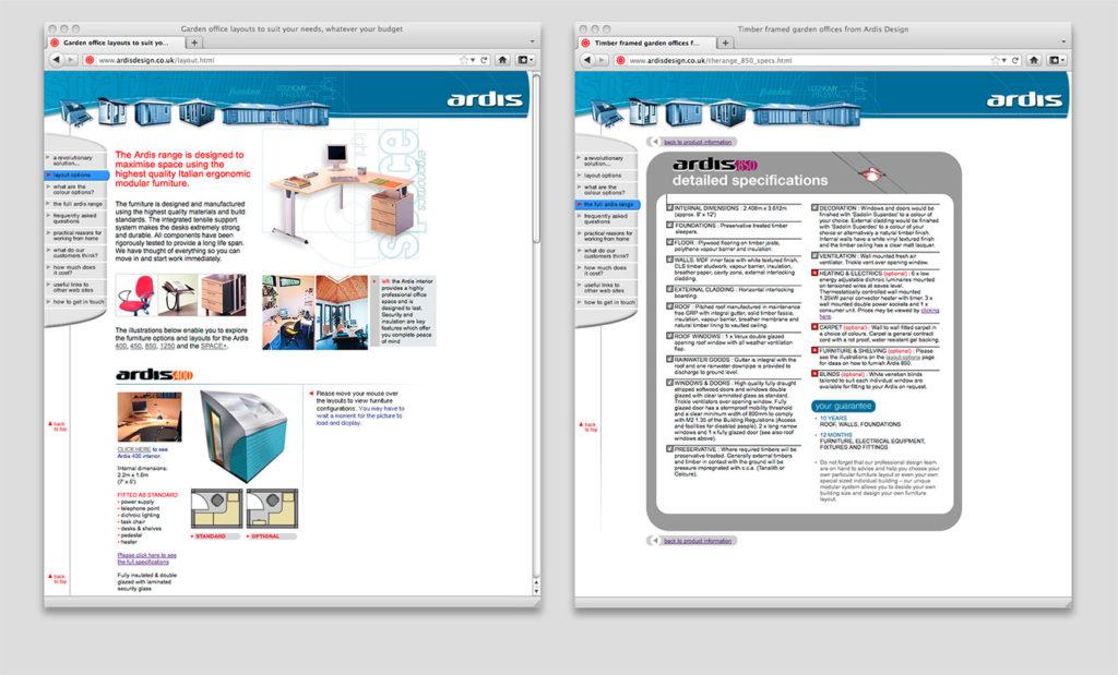 Web design in Devon by Rees Kenyon Design