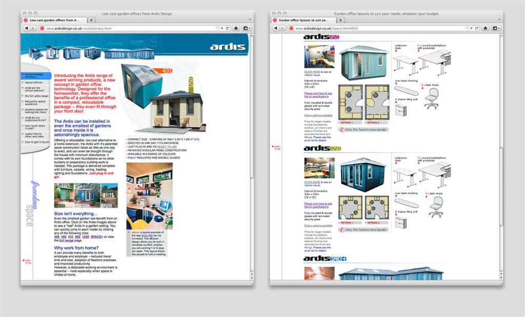 Websites in Devon by Rees Kenyon Design