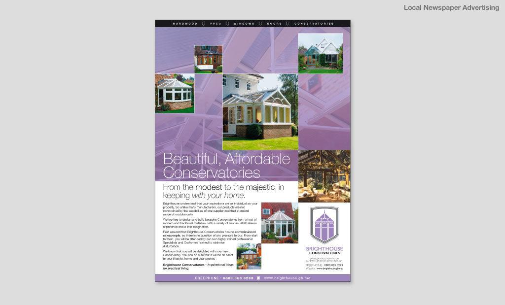 Devon Based Advertising Design by Rees Kenyon Design