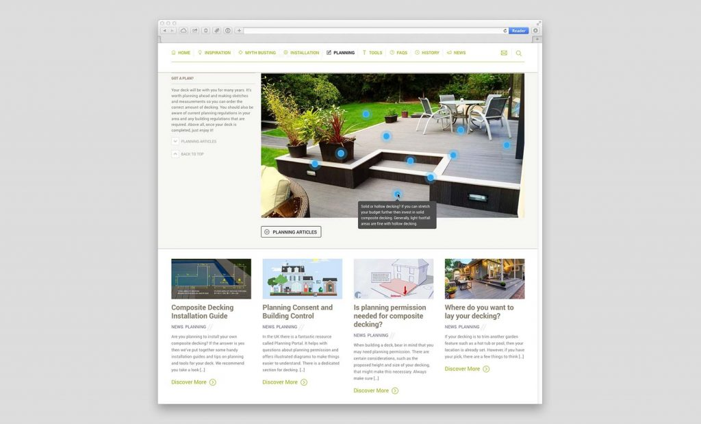 Contemporary Web Design UK