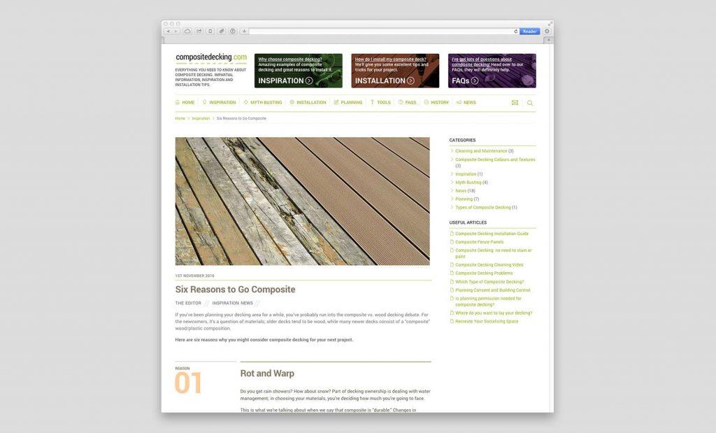 Excellent Web Design Devon