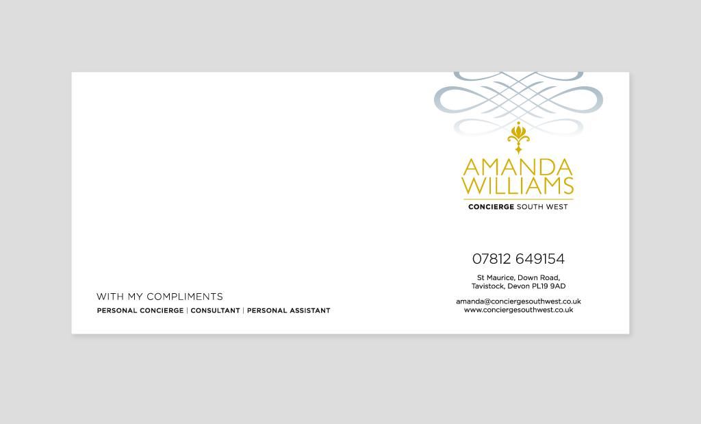 Logo and brand design by Rees Kenyon Design Devon UK
