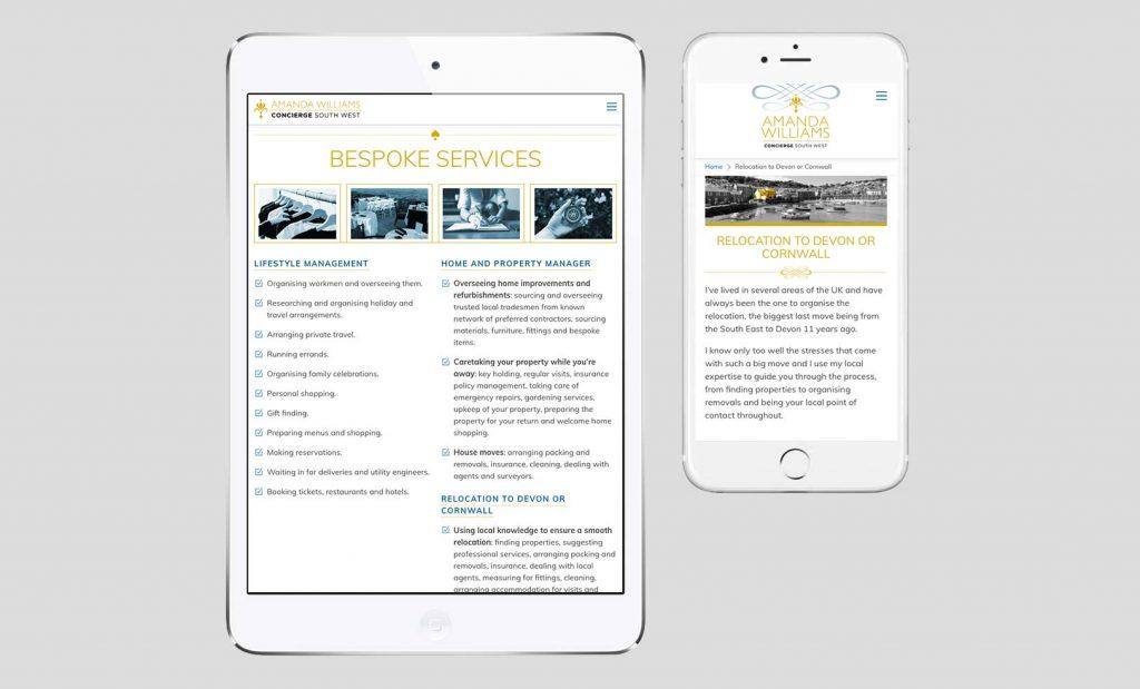 Elegant Web Design UK