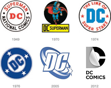 Dc Comics Logos Mobile