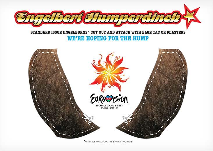 Theporkchopshop Responsive Web Ampedpixel: Engelbert Humperdinck Eurovision 2012