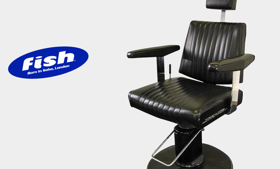 Hair salon website by Rees Kenyon Design Devon UK