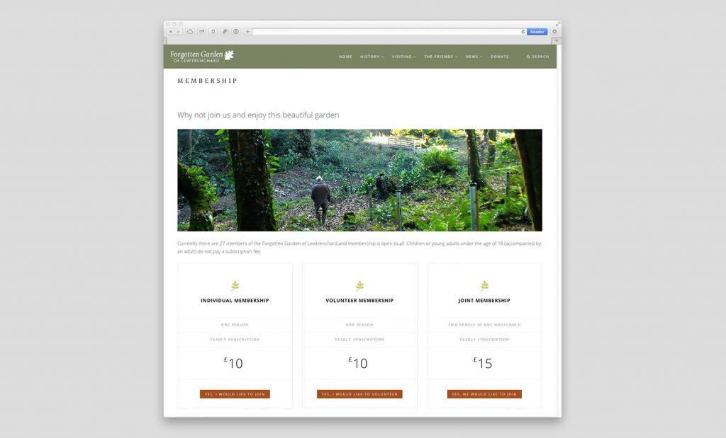 Clean Beautiful Web Design UK