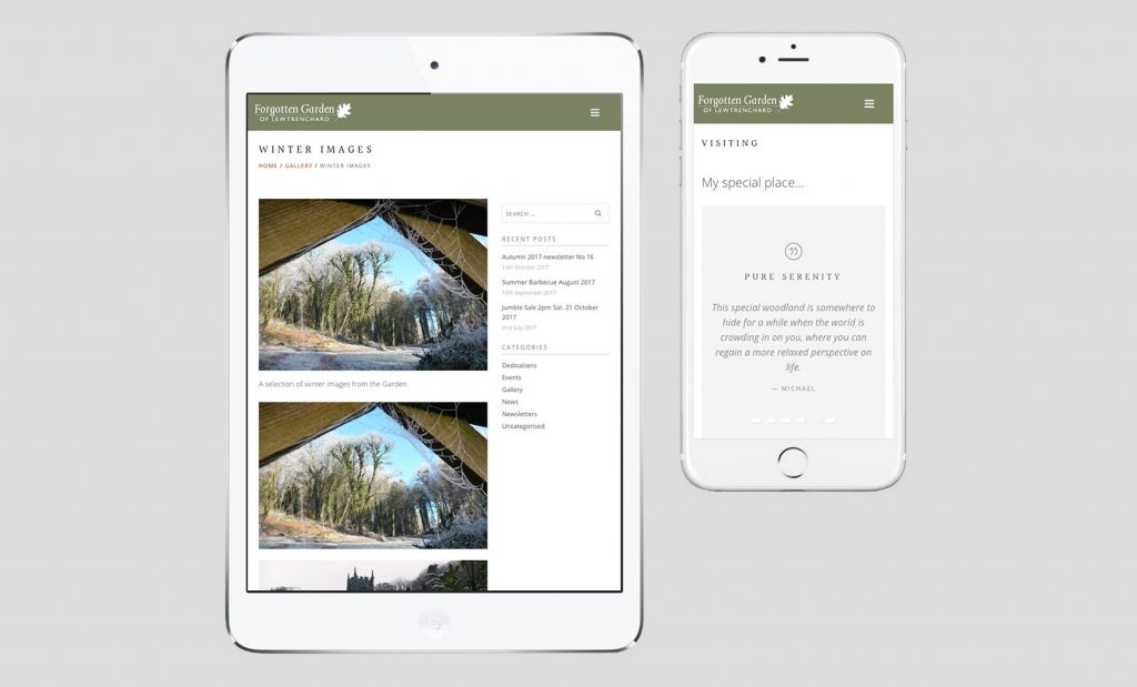 Mobile Optimised Websites Devon Uk