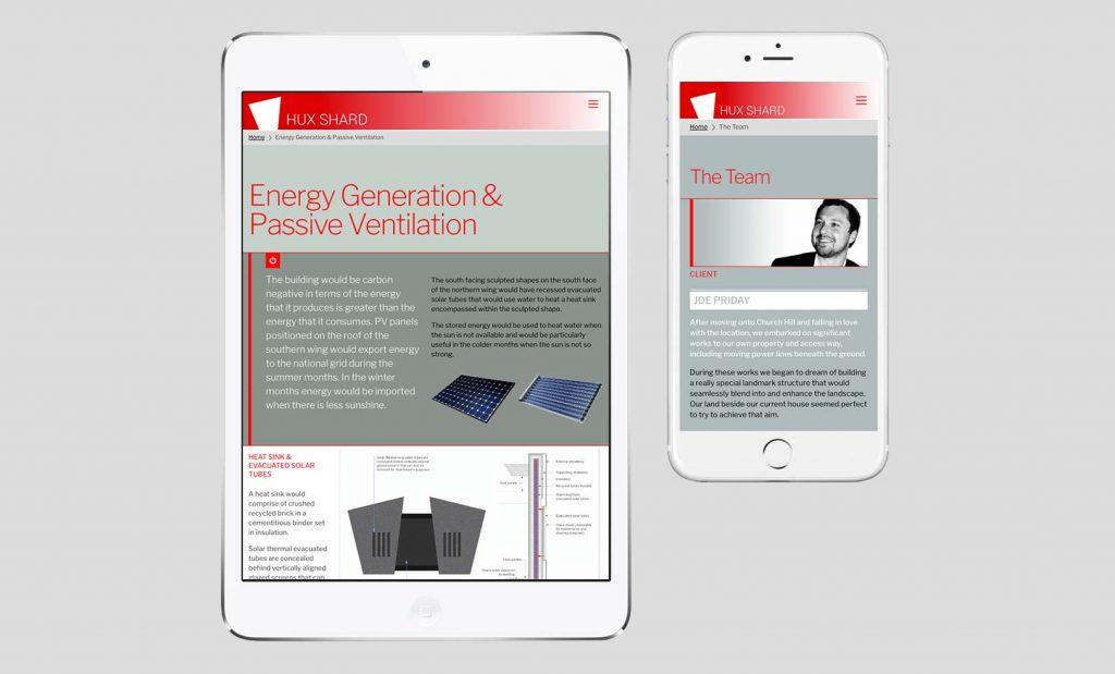Architectural Framework Website