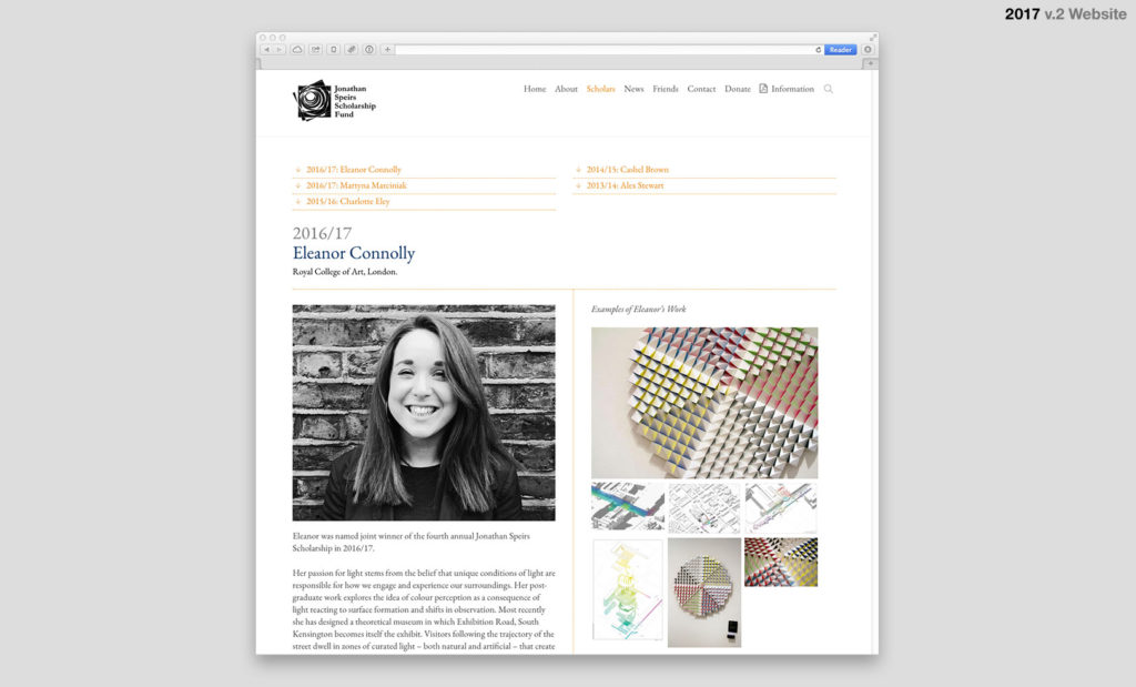 Classic Minimalist Web Design UK