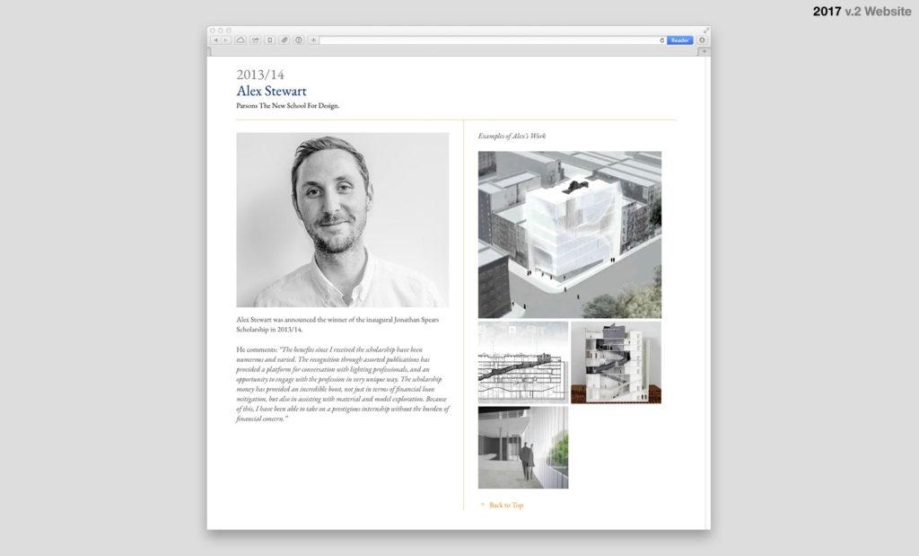Classic Minimalist Web Designer UK