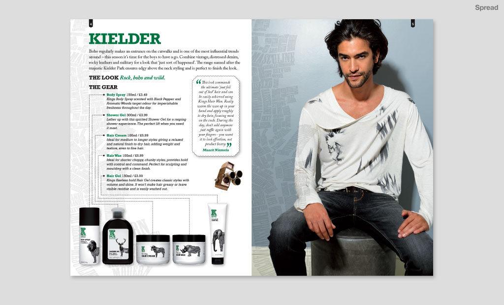Brochure design by Rees Kenyon Design Devon UK