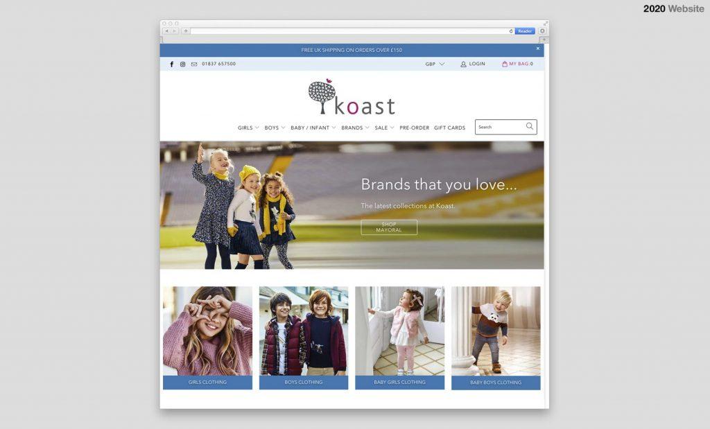 Koast Website 1
