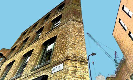 Phipp Street London EC2A