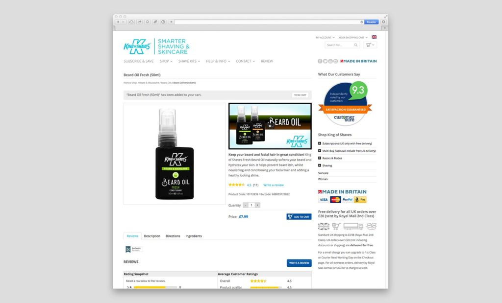 Accelerated eCommerce