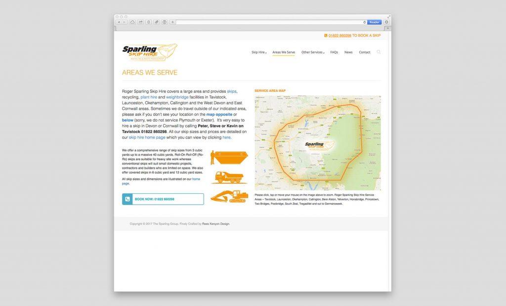 Web Designer Devon