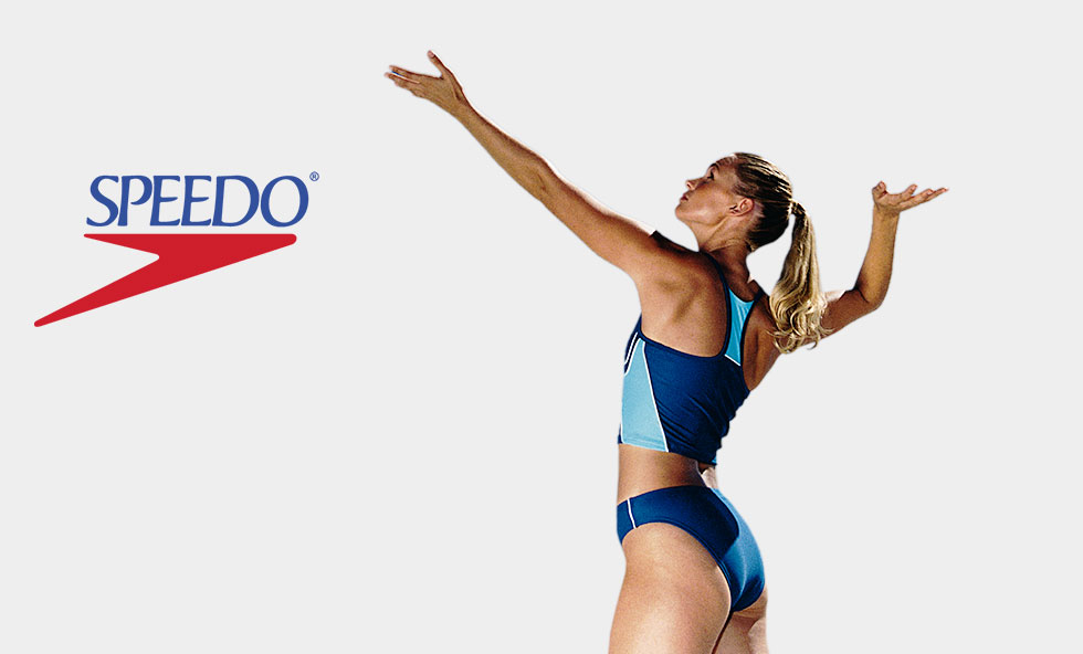 Speedo UK website production by Rees Kenyon Design Devon UK