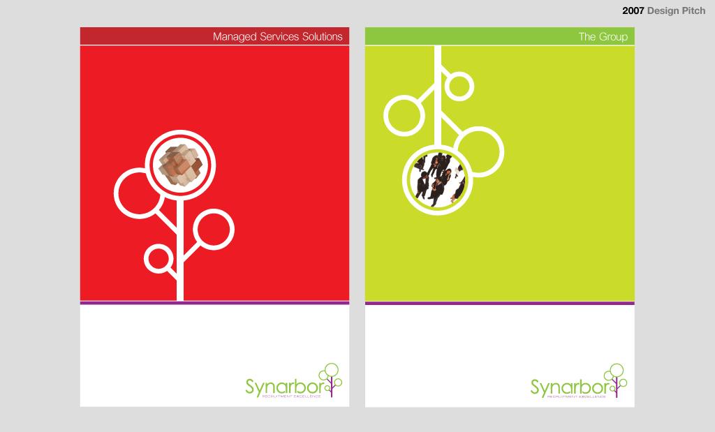 Minimalist Brochure Design Devon UK