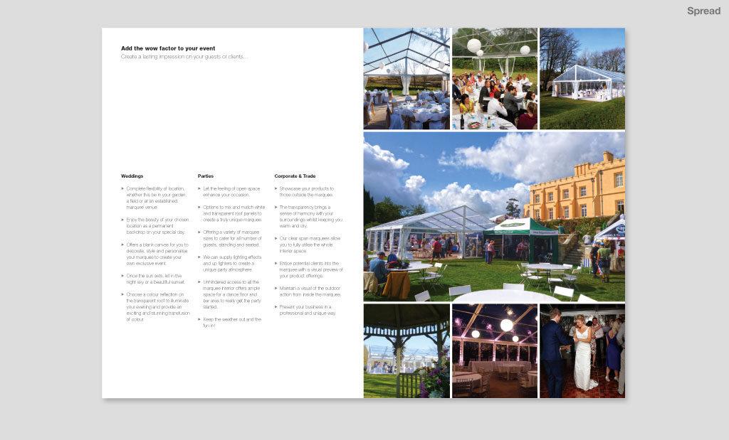 Brochures by Rees Kenyon Design Devon