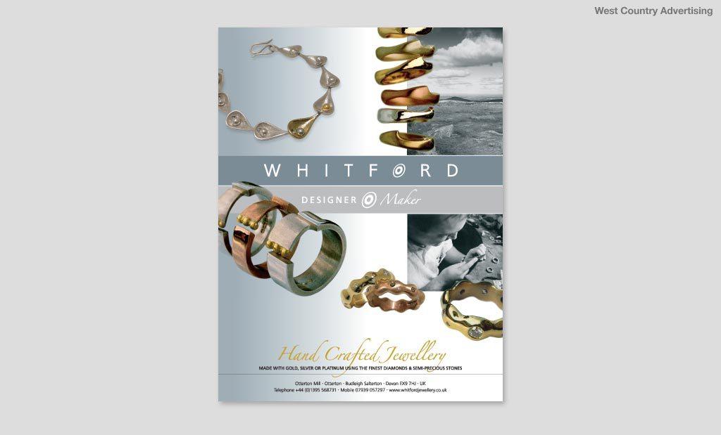 Adverts by Rees Kenyon Design Devon UK