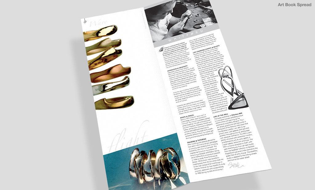 Print design by Rees Kenyon Design Devon UK