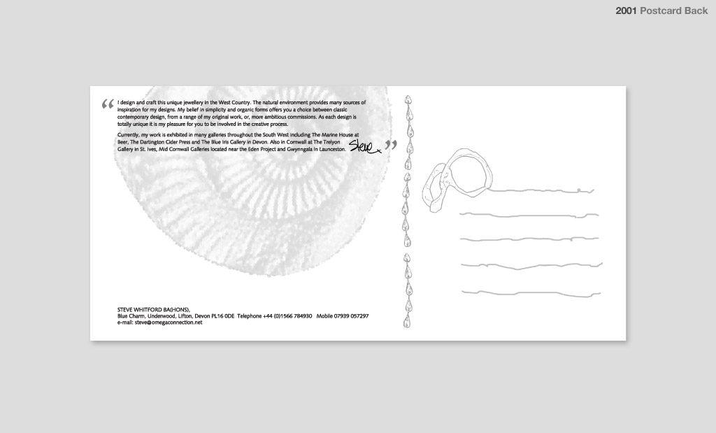 Rees Kenyon Graphic Design Devon UK