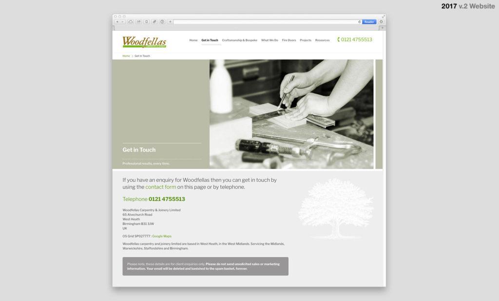 Minimalist Web Designer Devon